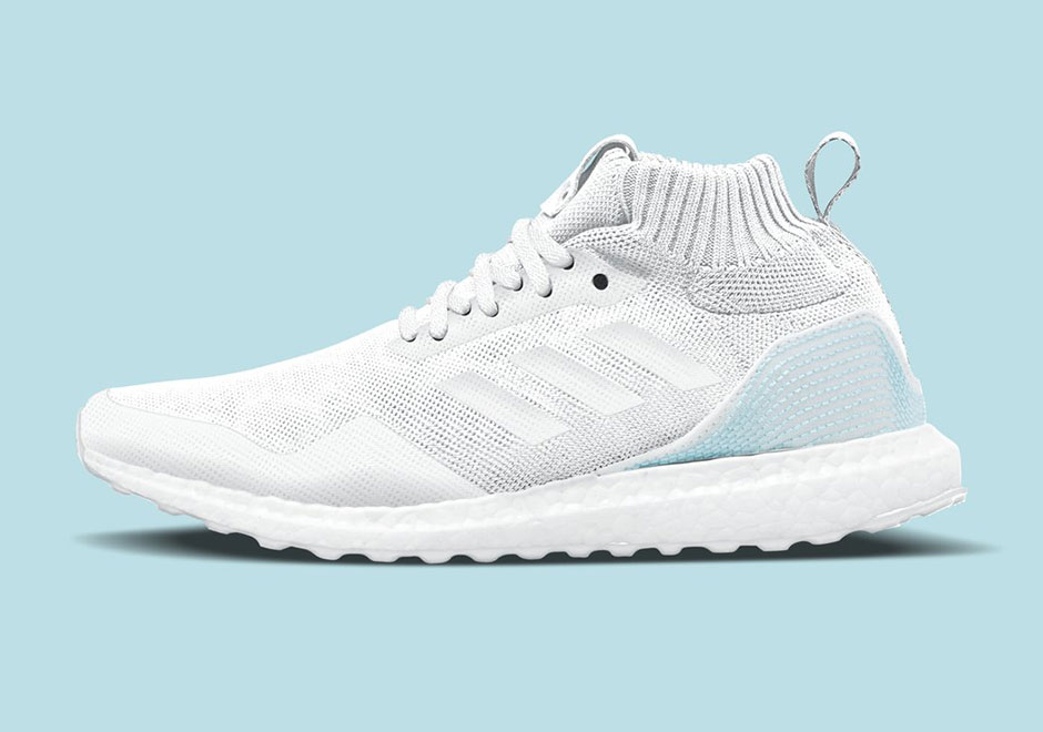 Parley For The Oceans x adidas Ultra Boost Mid