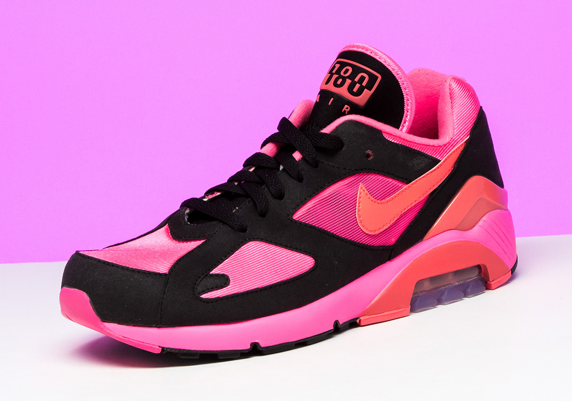 Comme des Garçons X Nike Air Max 180 Spring 2018