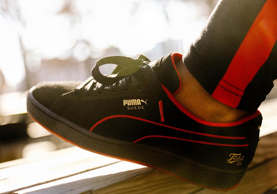 4d68436becc Fubu X Puma Suede 50th Anniversary - Sneakers.fr