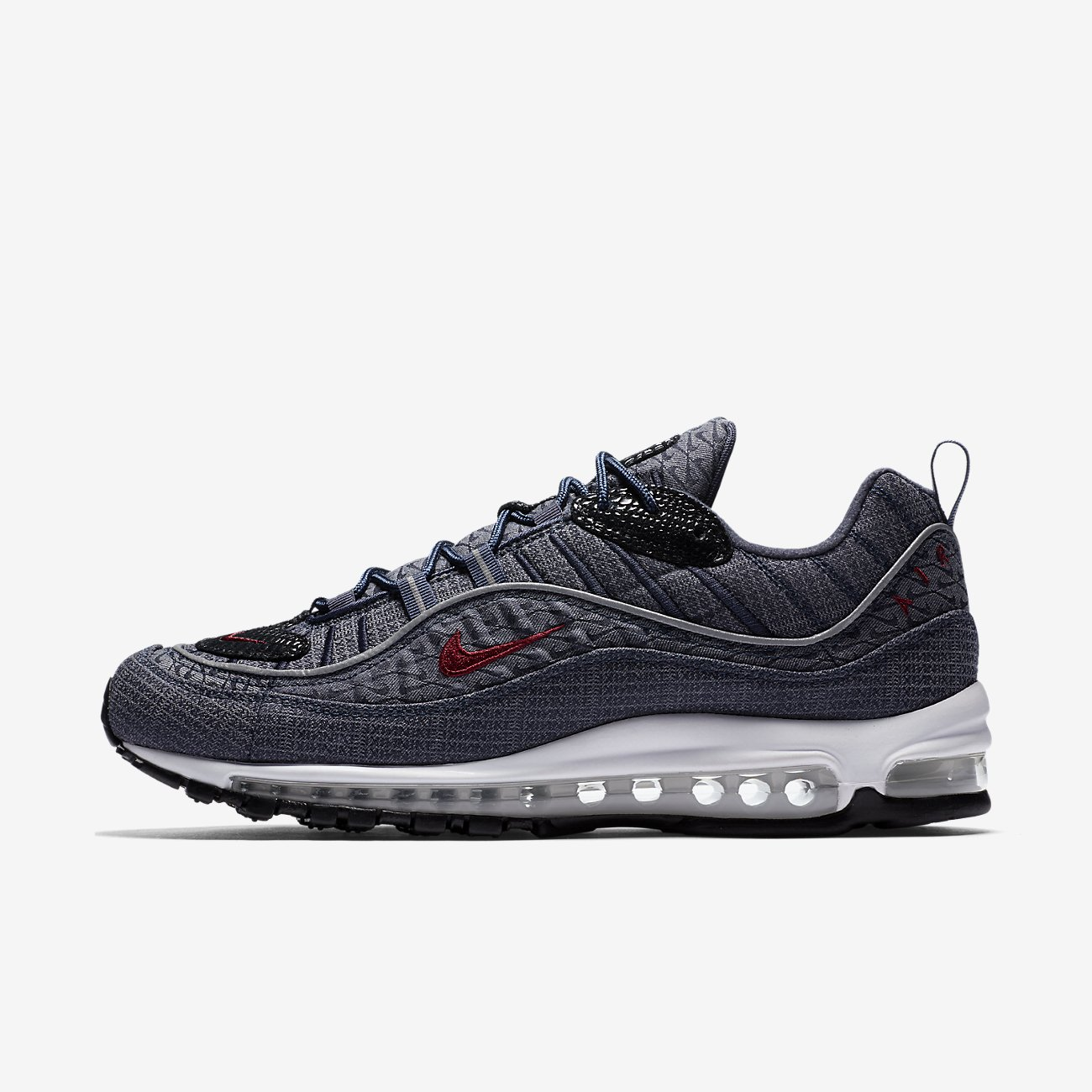Nike Air Max 98 QS « Thunder Blue »