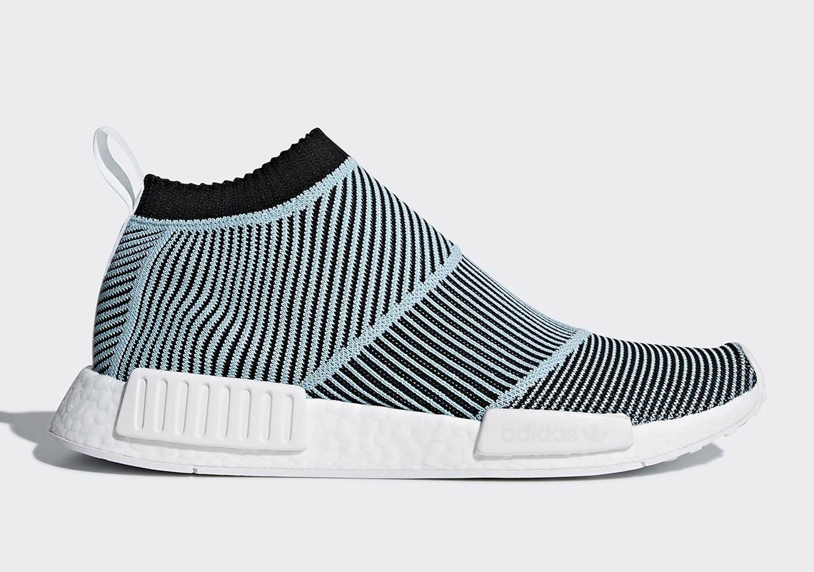 adidas nmd city sock noir