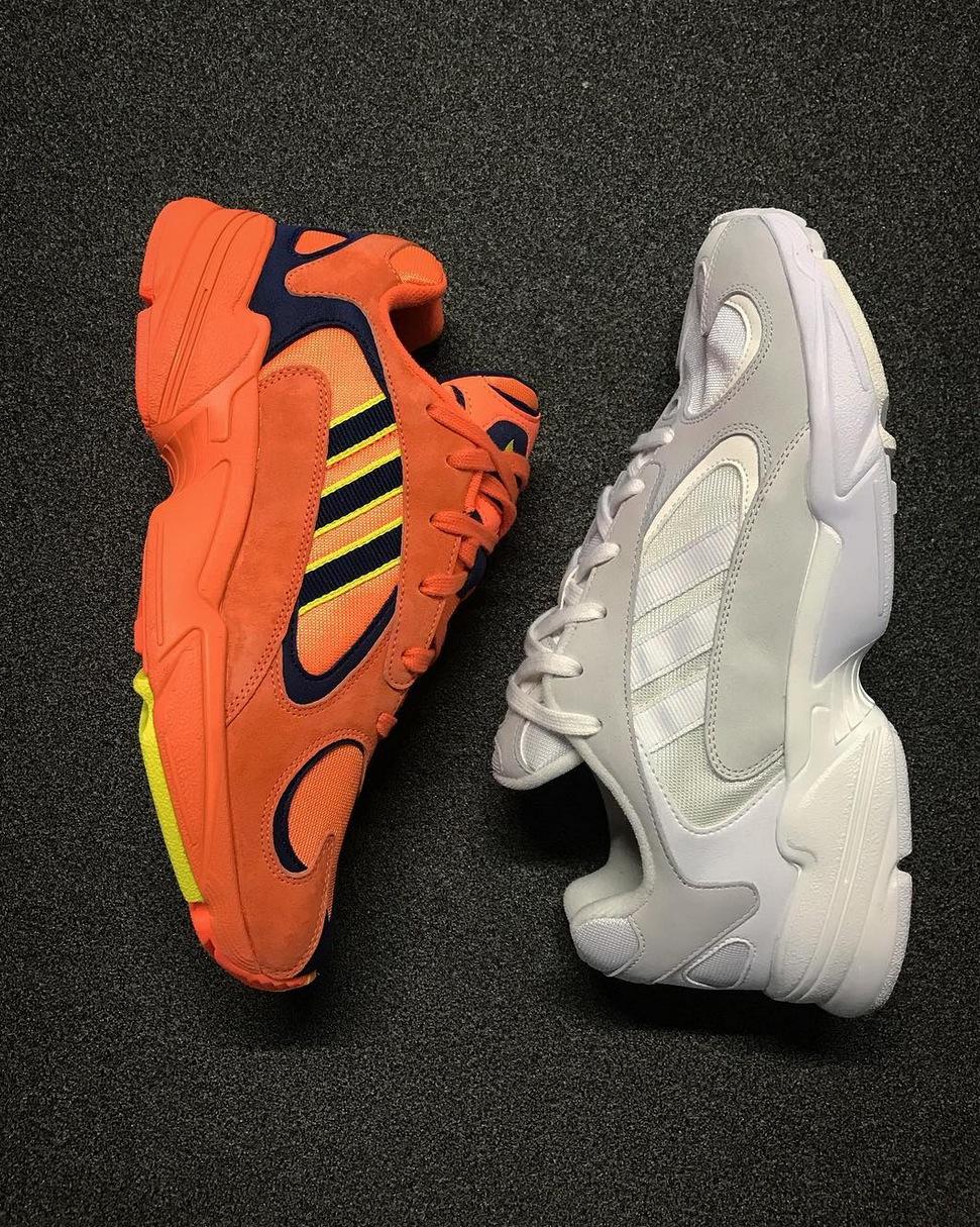 adidas yung 1 gris