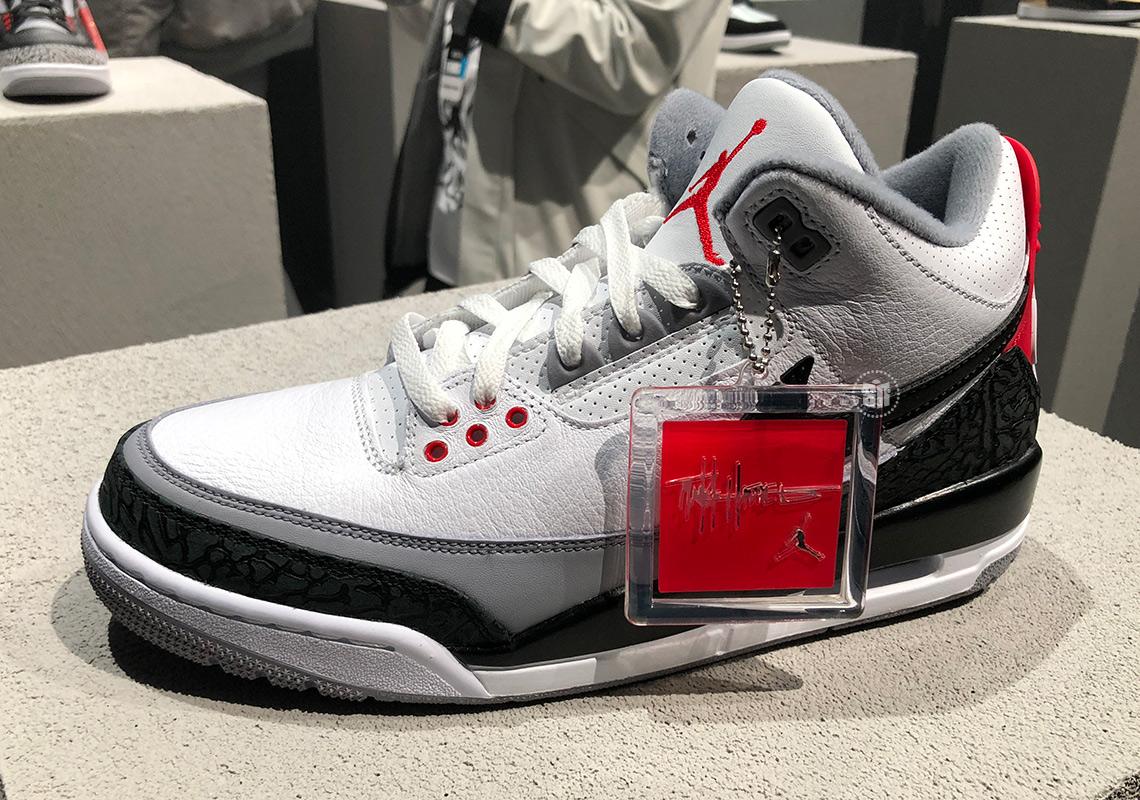 41ffd287 Une Air Jordan III revisitée selon les premiers croquis de son créateur va  être commercialisée