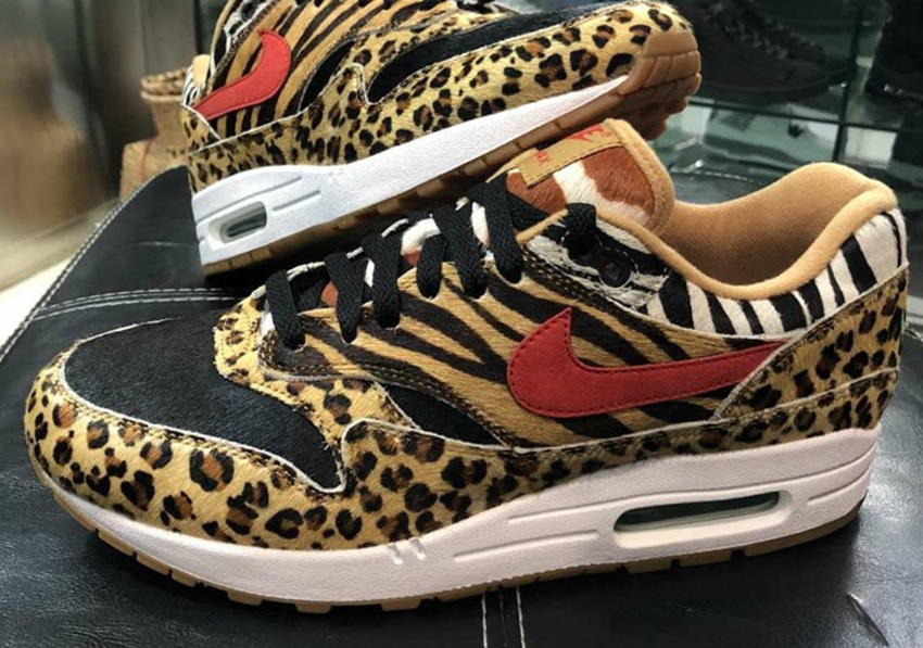 Atmos x Nike Air Max « Animal Pack » 2018