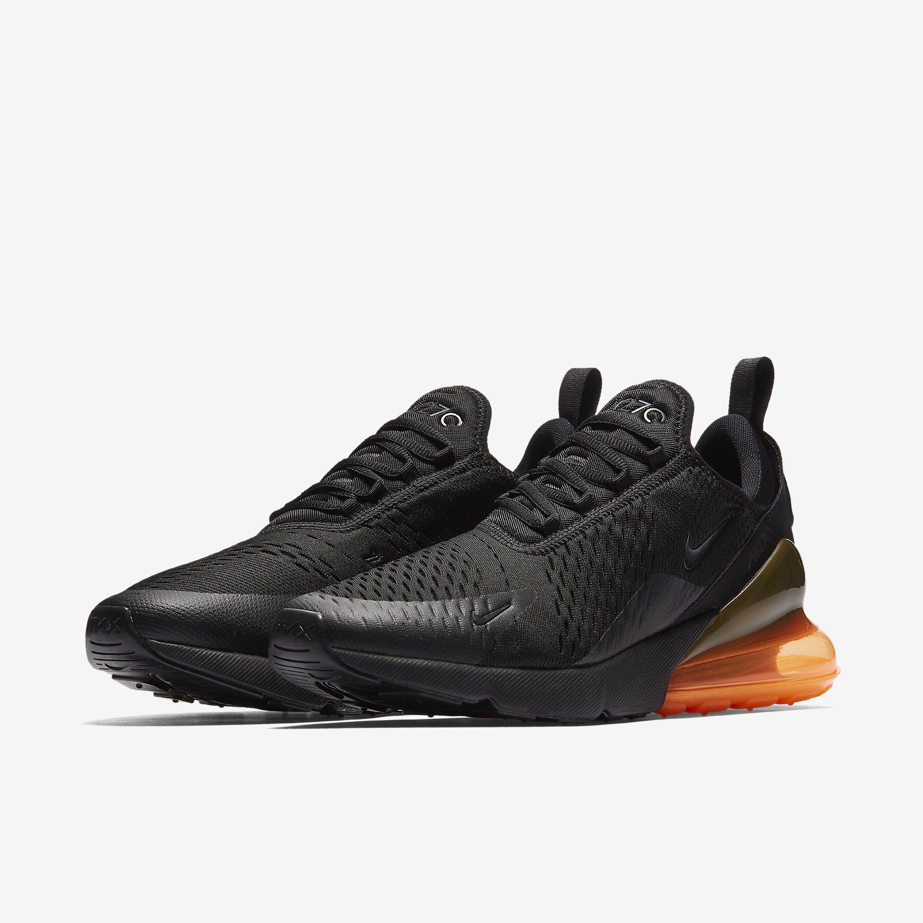 nouveau produit ca5b9 8383d Nike Air Max 270 Black QS - Sneakers.fr