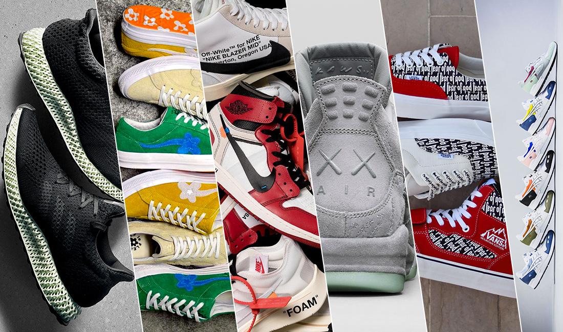 Best of Sneakers 2017