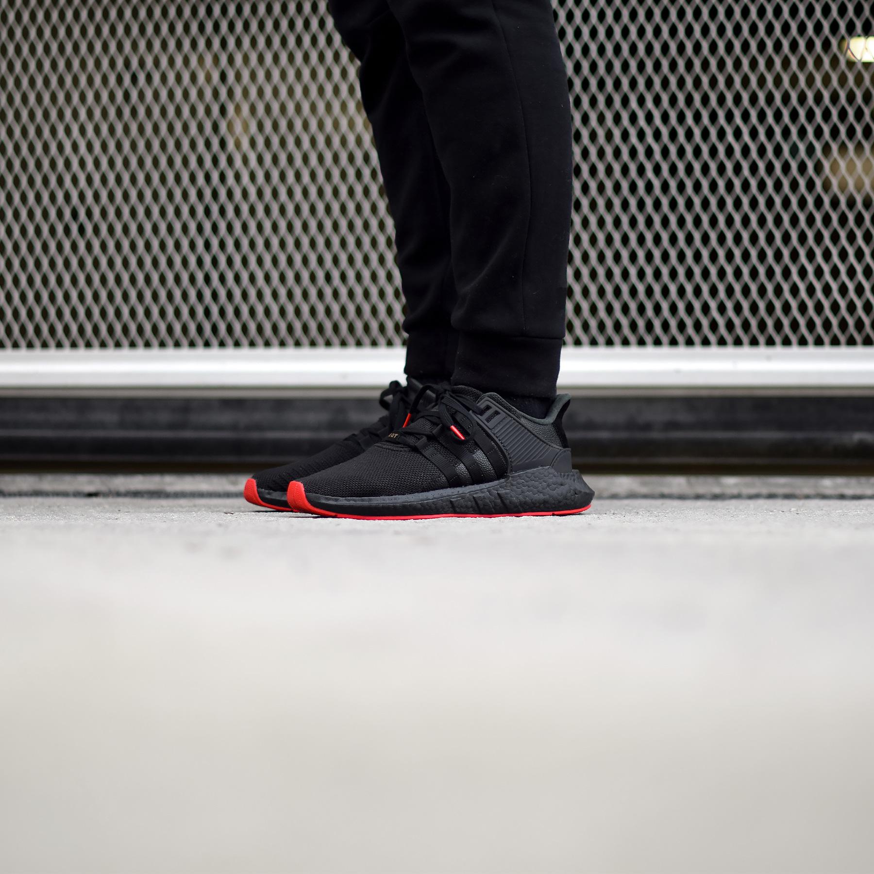 detailed look a5032 ffaf8 Deux nouvelles paires dadidas EQT Support 9317 avec une semelle inspirée  des tapis rouges.