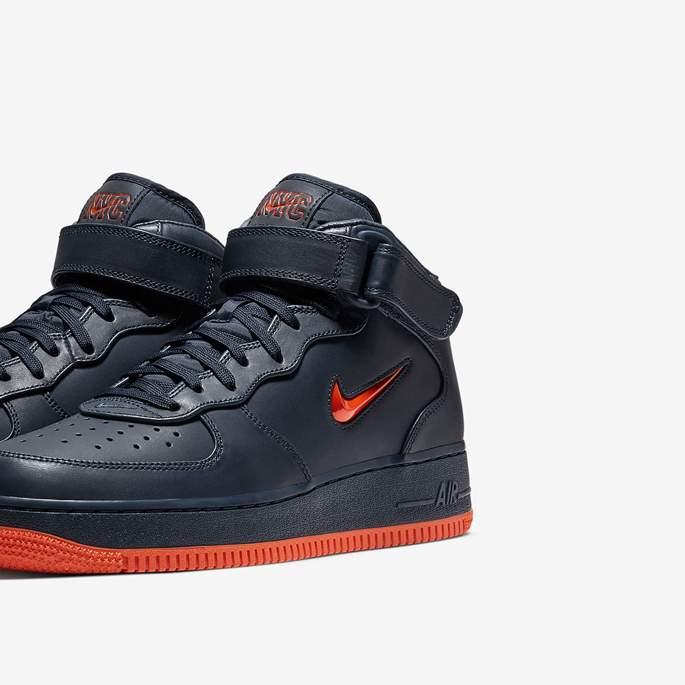 meilleure sélection 019c4 f53ff Nike Air Force One « FDNY » Pack