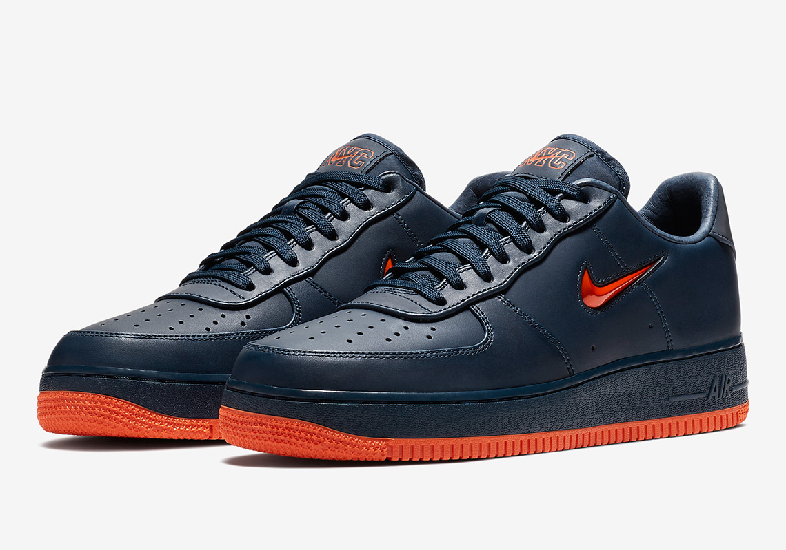 Nike Air Force One « FDNY » Pack Baskets
