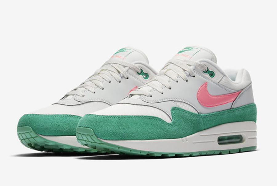 Nike Air Max 1 Watermelon Chaussures Officiel Sneakers Pas