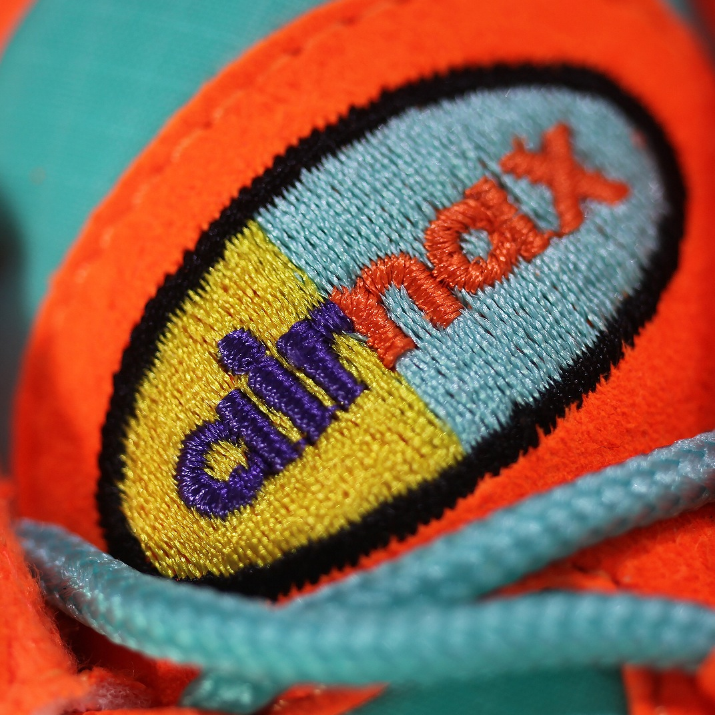 Nike Air Max 98 QS Cone Tour Yellow Grape