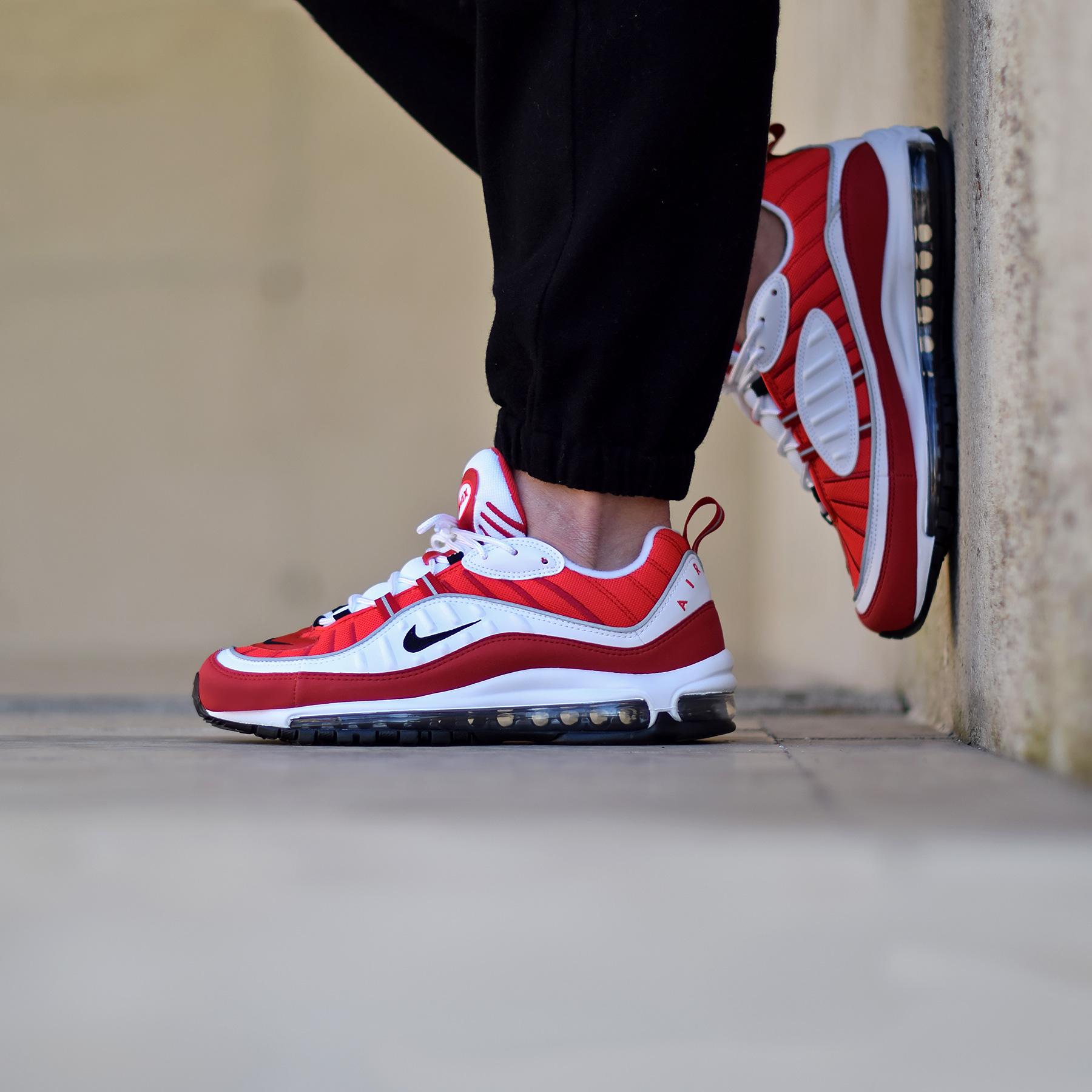Nike W Air Max 98 « Gym Red »