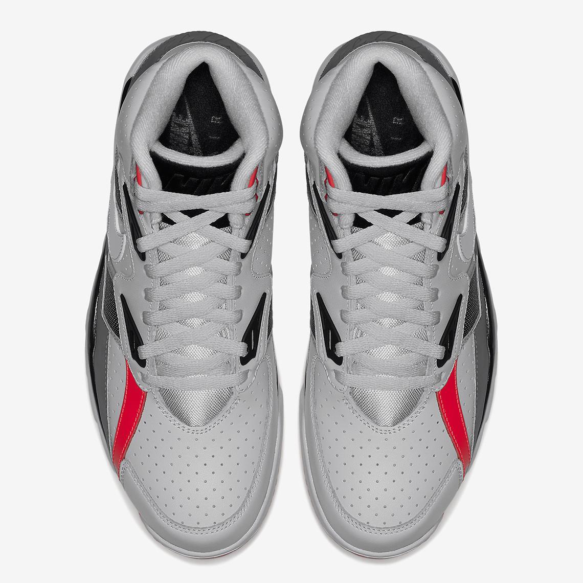 Nike Air Trainer SC High « Vast Grey »