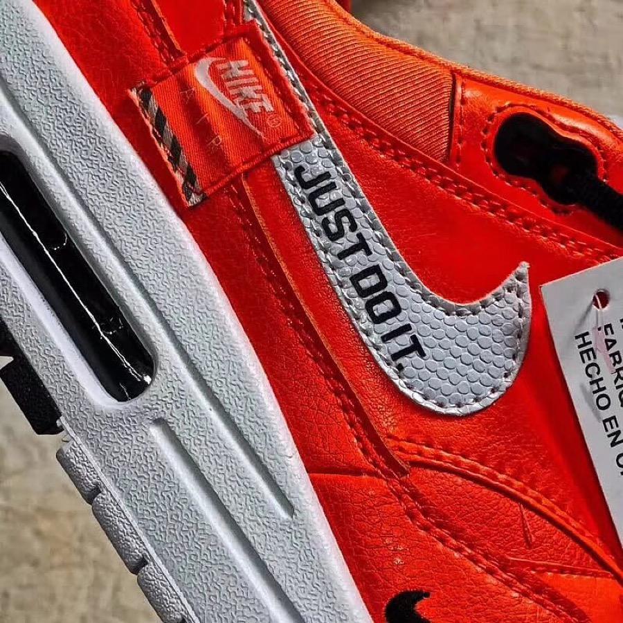 Un second coloris pour la Nike Air Max 1 « Just Do It » ?