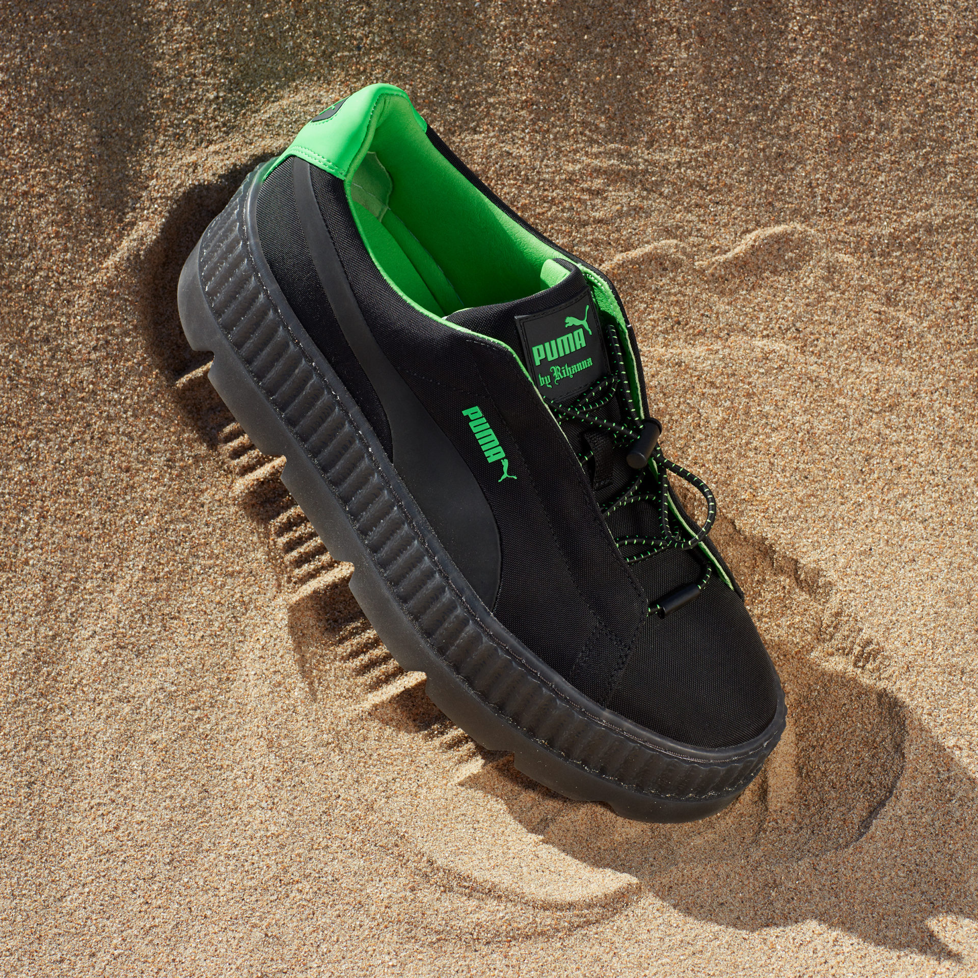 puma fenty cleated creepers