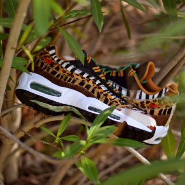 sports shoes 985e0 845a5 Atmos x Nike Air Max 1 « Animal Pack » 2018