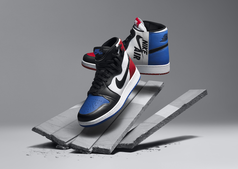 sports shoes 23dfc 12d06 Air Jordan 1 Rebel « Top 3 »