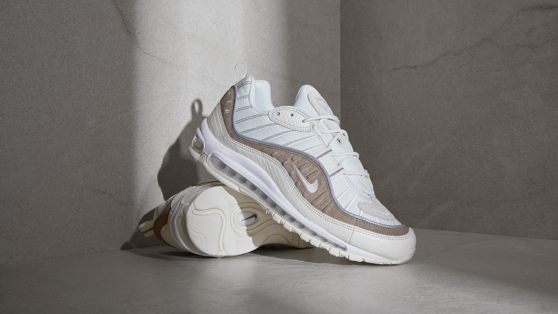 save off 4f3ba 45ea8 Nike Air Max 98 SE « Snakeskin » - Sneakers.fr