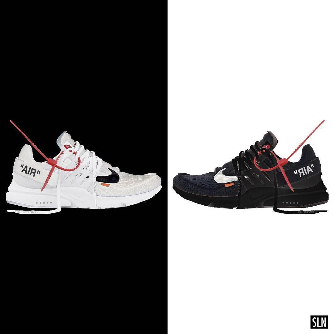 order fresh styles best place Off-White x Nike Air Presto pour 2018 ?