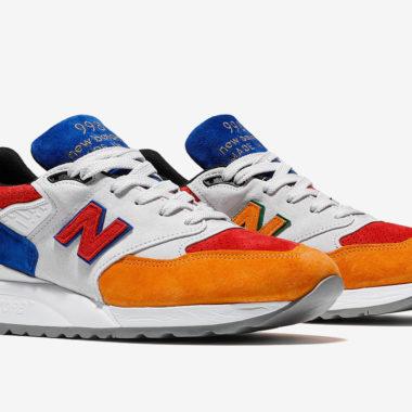 separation shoes 0210c 6e0af New Balance 998 x GUAPSKE