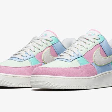 chaussures de sport 004db 3de4a Nike Air Force 1 - Sneakers.fr