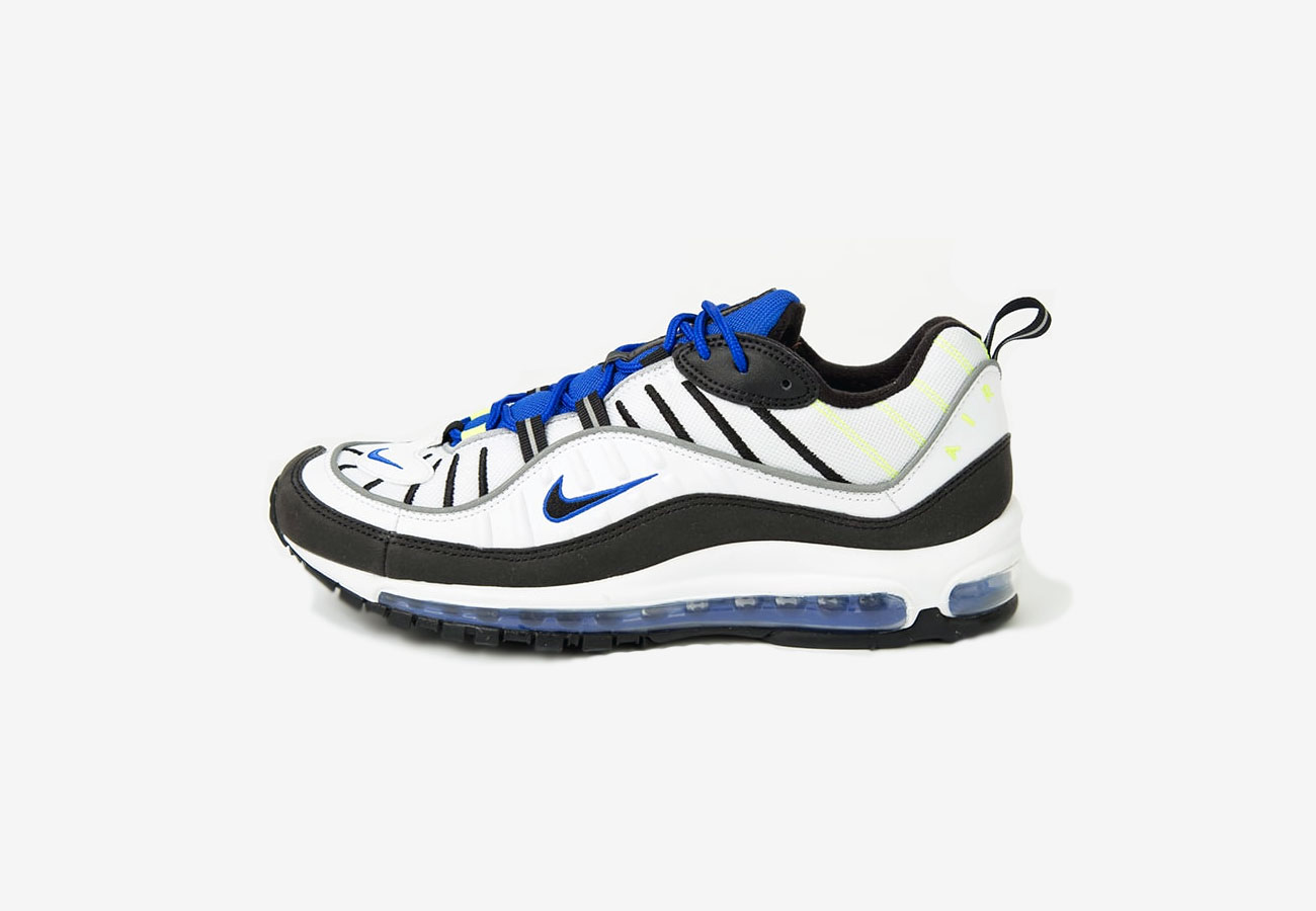 air max 98 bleu