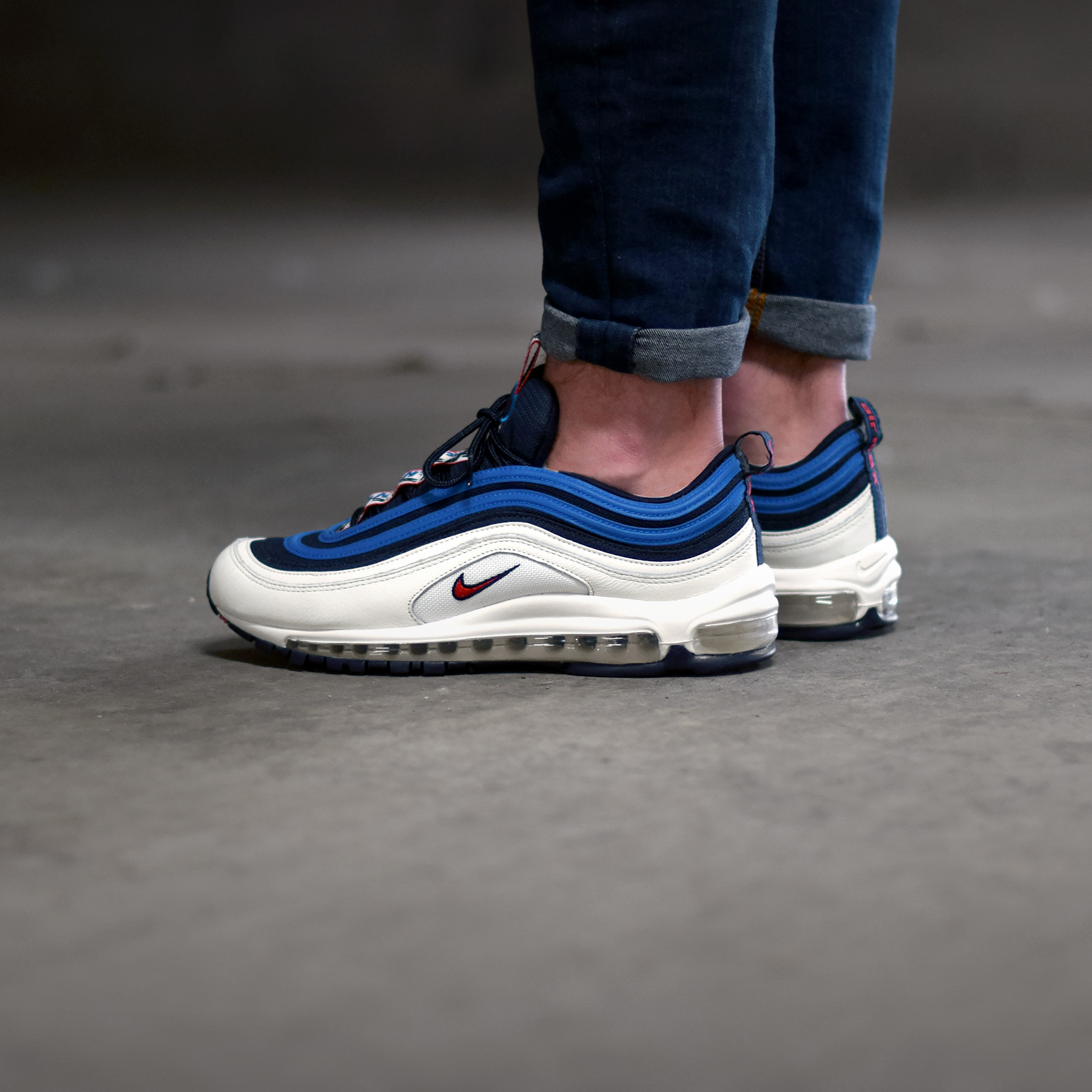 promo code 7b259 98a7a Nike Air Max 97 SE Obsidian « Pull Tab » - Sneakers.fr