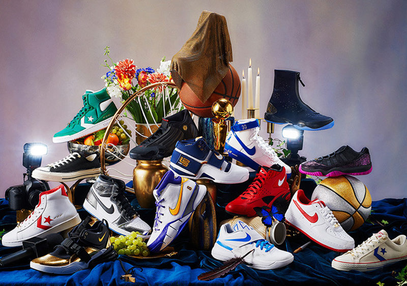 Collection Nike « Art Of Chaussuress A Champion » Chaussuress Of ff9d59