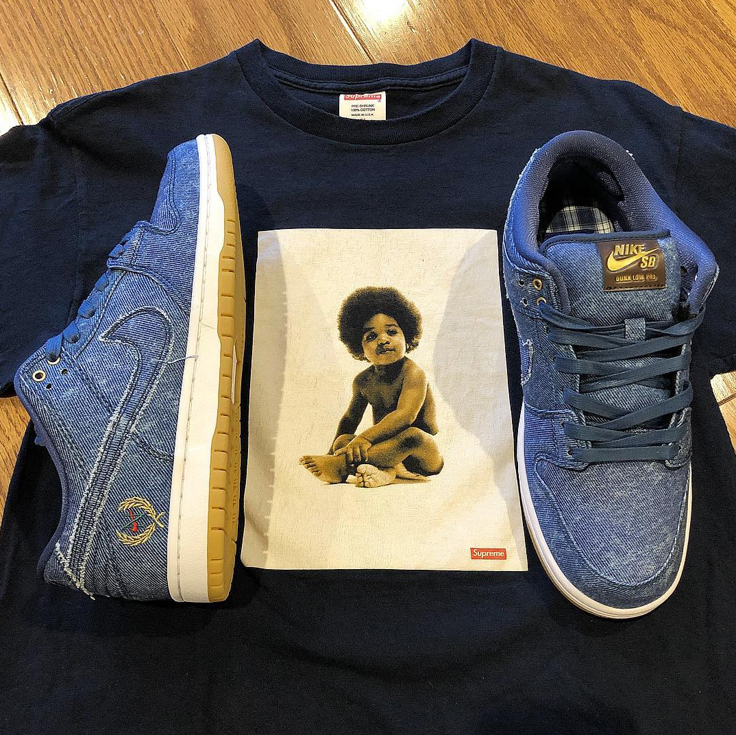 Nike Pack Tupac Vs Sb Denim Biggie CWBxerdoQE