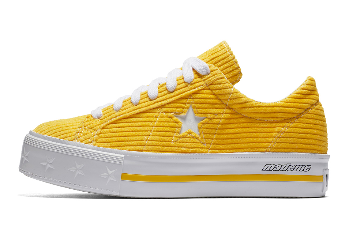 Collection MadeMe x Converse