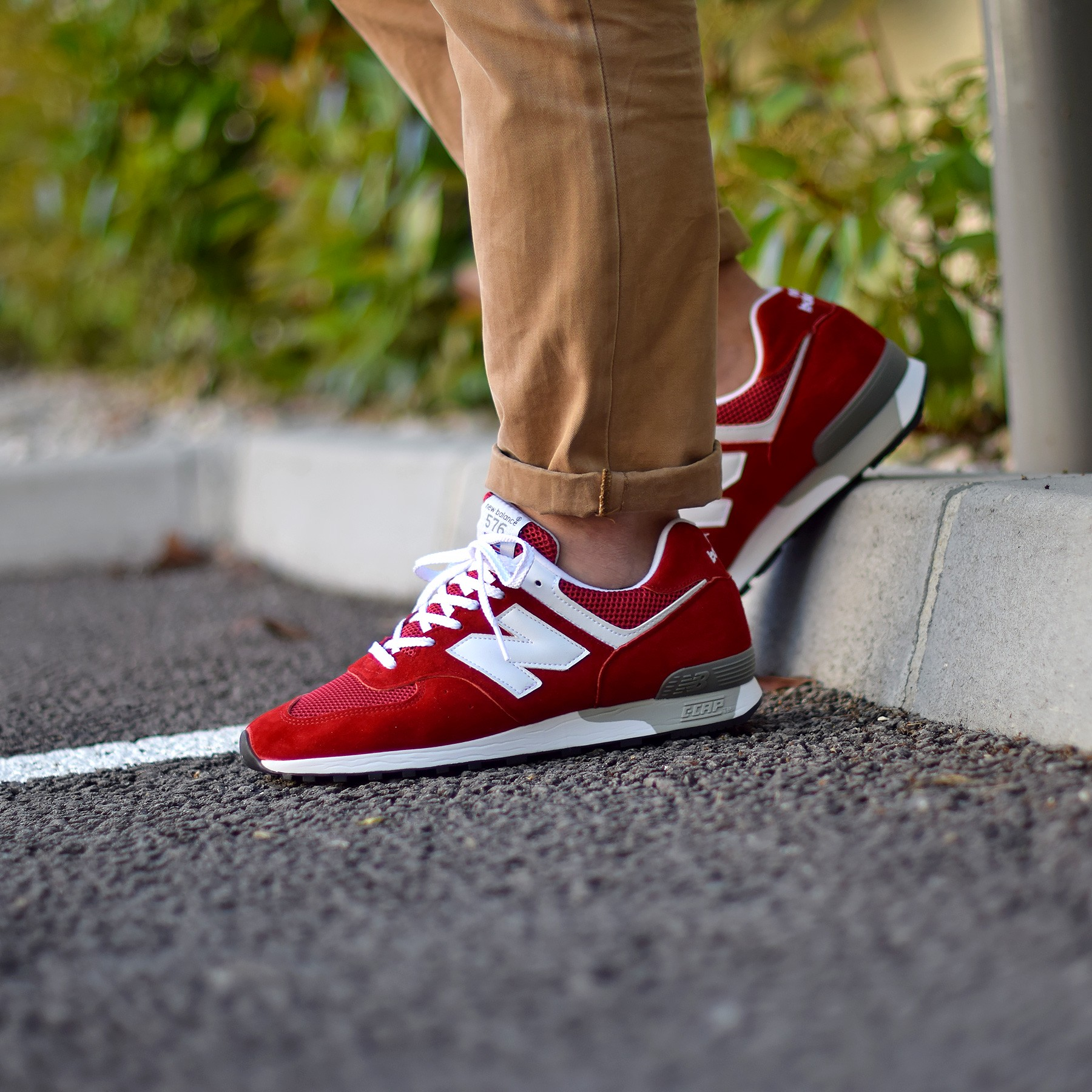 New Balance 576 RR - Made in UK - Sneakers.fr