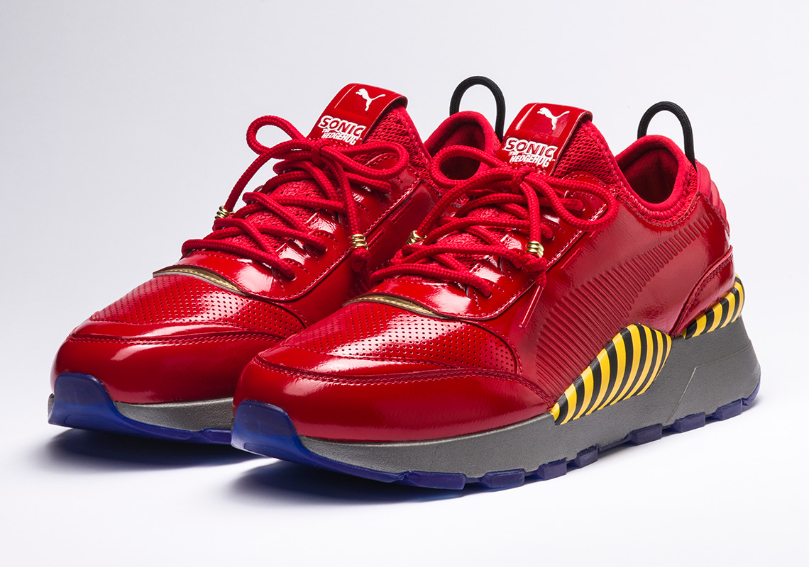 Sneakers 0 X Puma Eggman Rs Sega Dr xtYOqSww