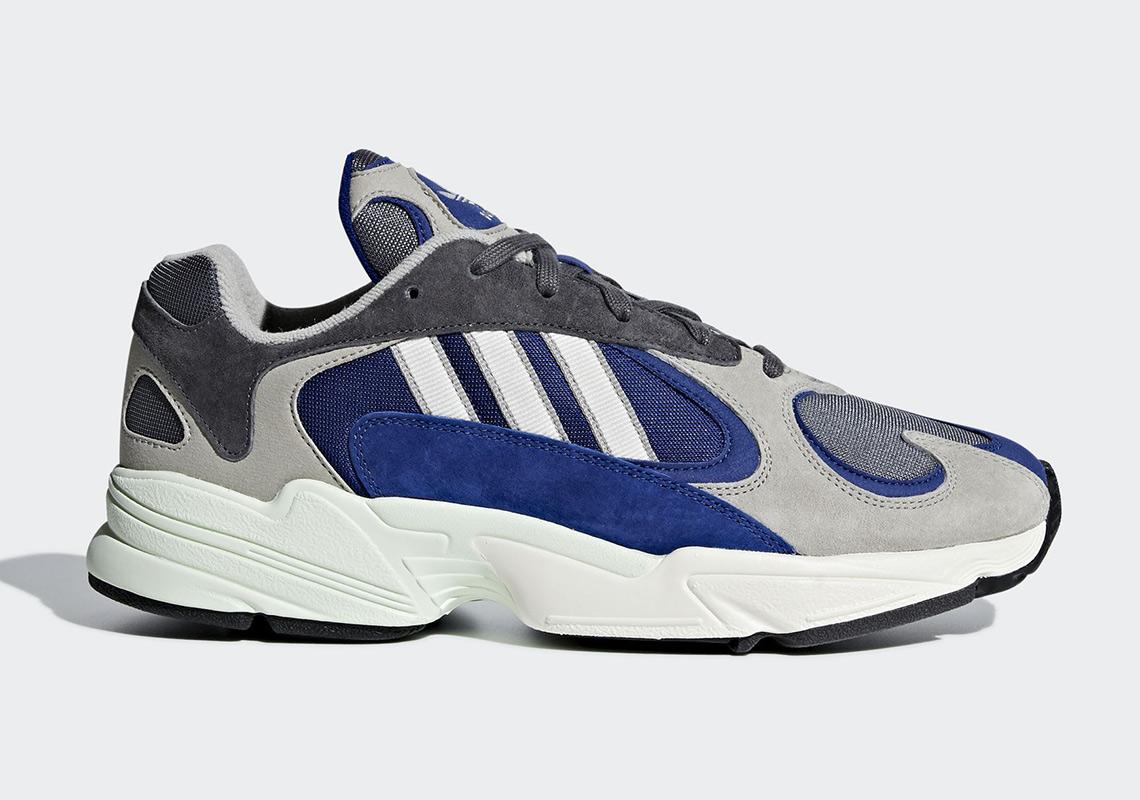 adidas yung 1 bleu