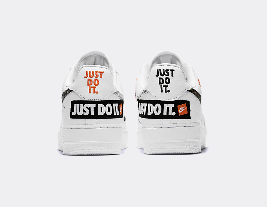 Nike Air Force 1 PRM « Just Do It »
