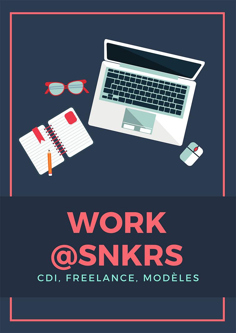 work snkrs