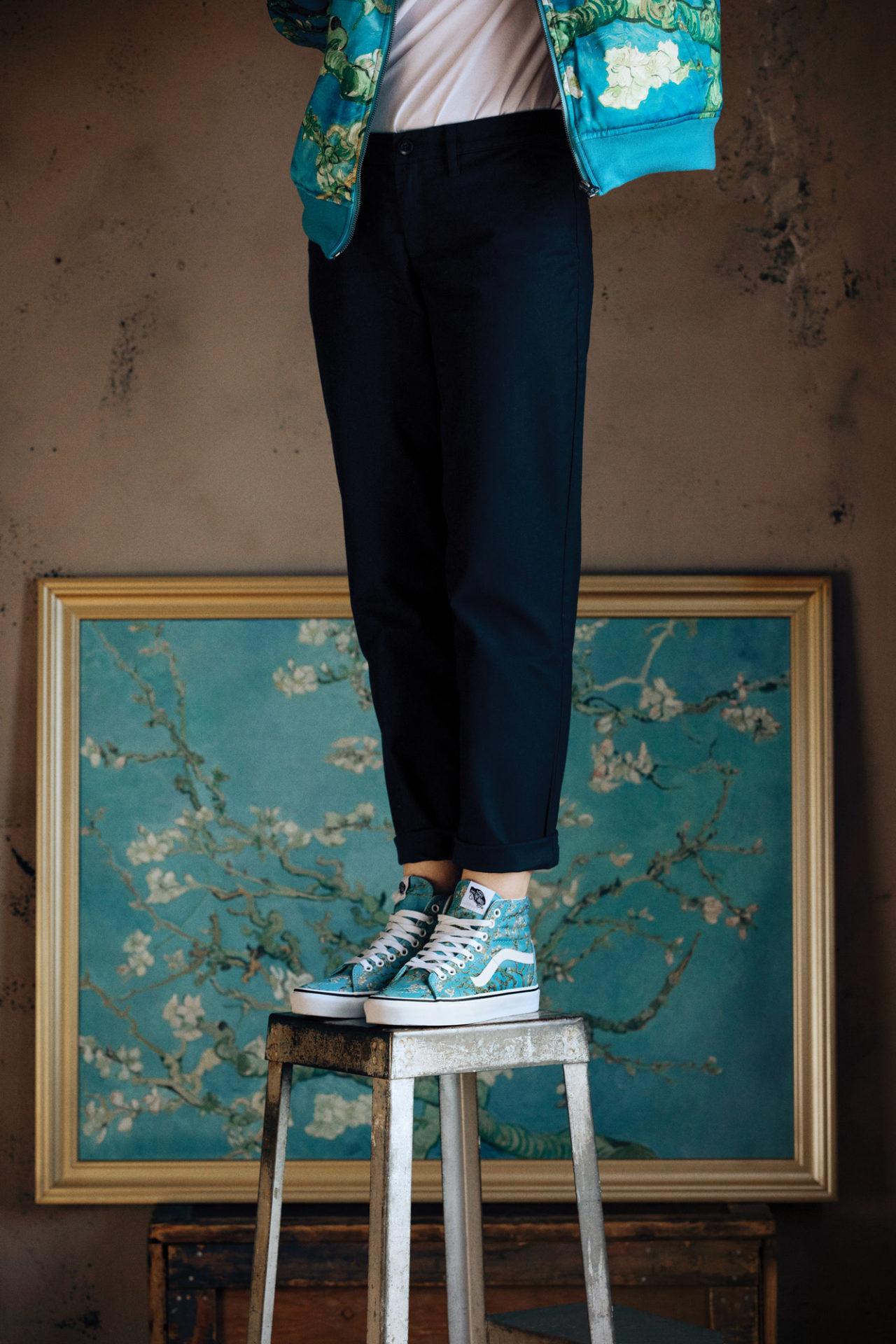 Collection Van Gogh x Vans - Sneakers.fr