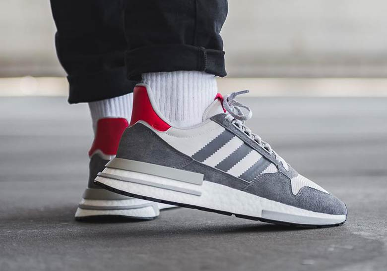 adidas ZX500 Boost « Grey Four »
