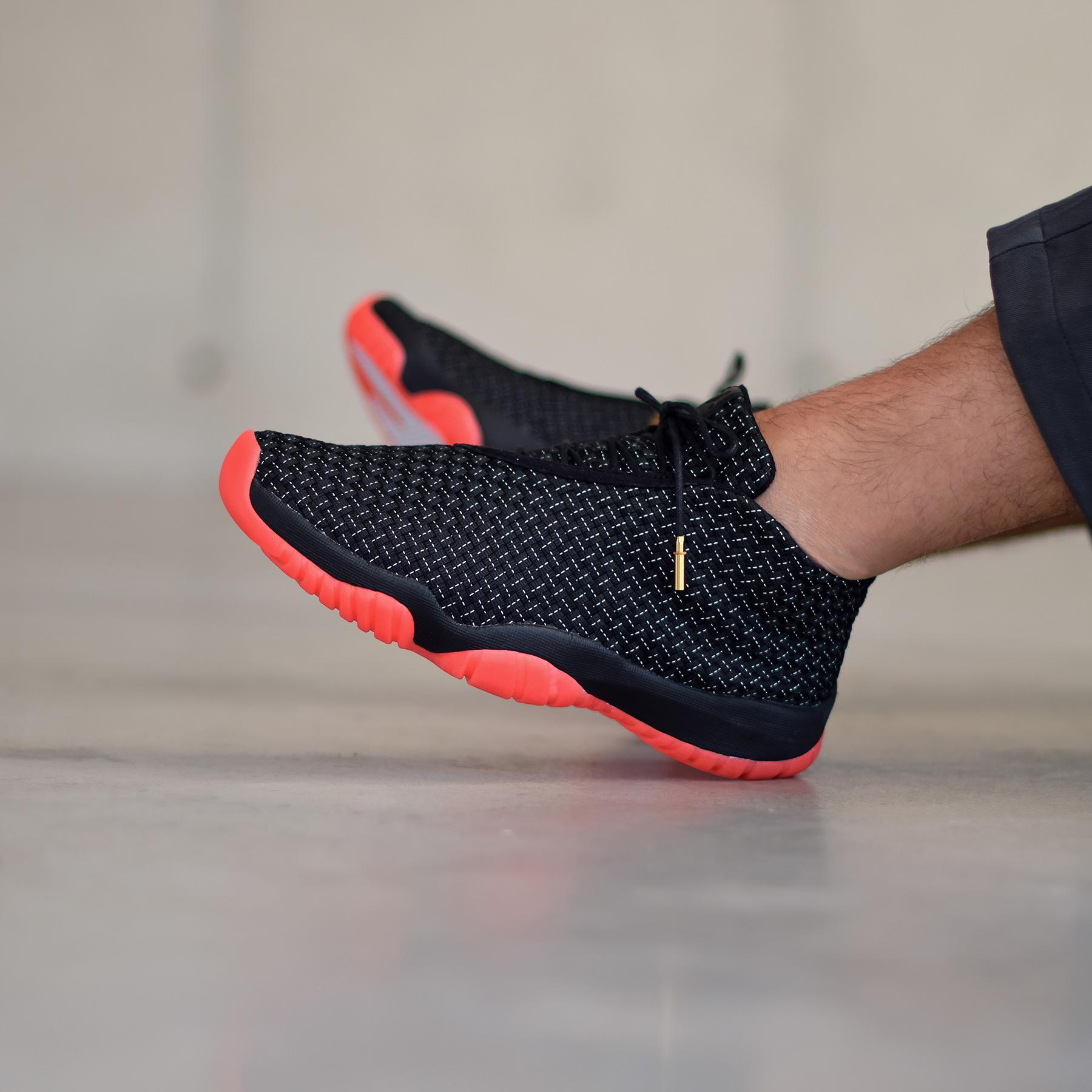 Air Jordan Future Premium Black Infrared 23  12ab7a34a28e