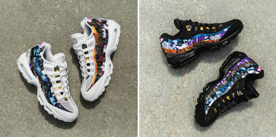 Pack Nike Air Max 95 ERDL Party