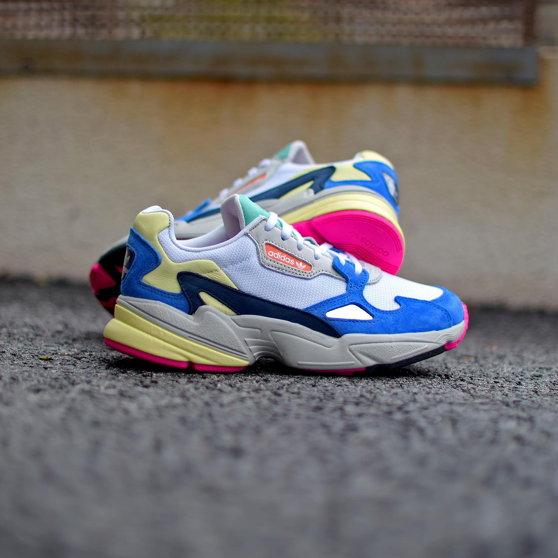 adidas W Falcon Multicolor BB9174