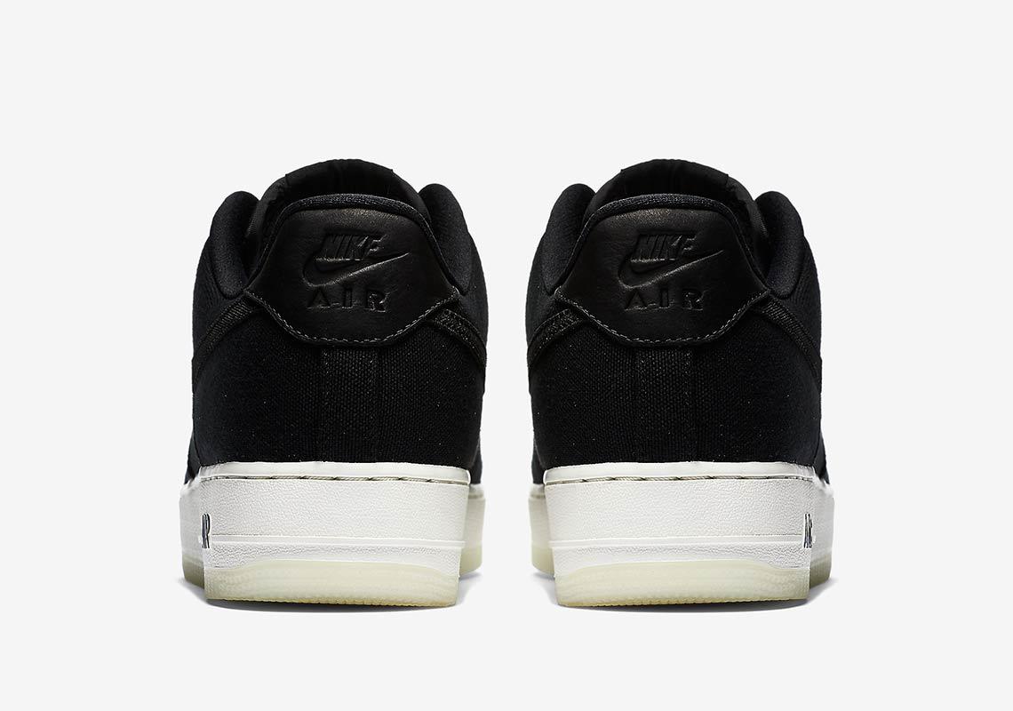 Air Canvas la Le Nike de Force 1 retour 3LqcR5S4Aj
