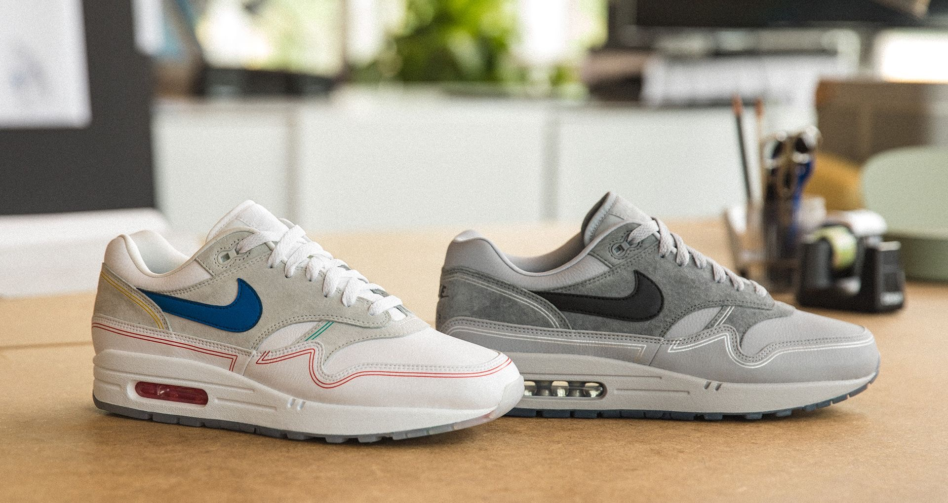 best service e27ae 7ad35 Nike Air Max 1 By Day   By Night Pack