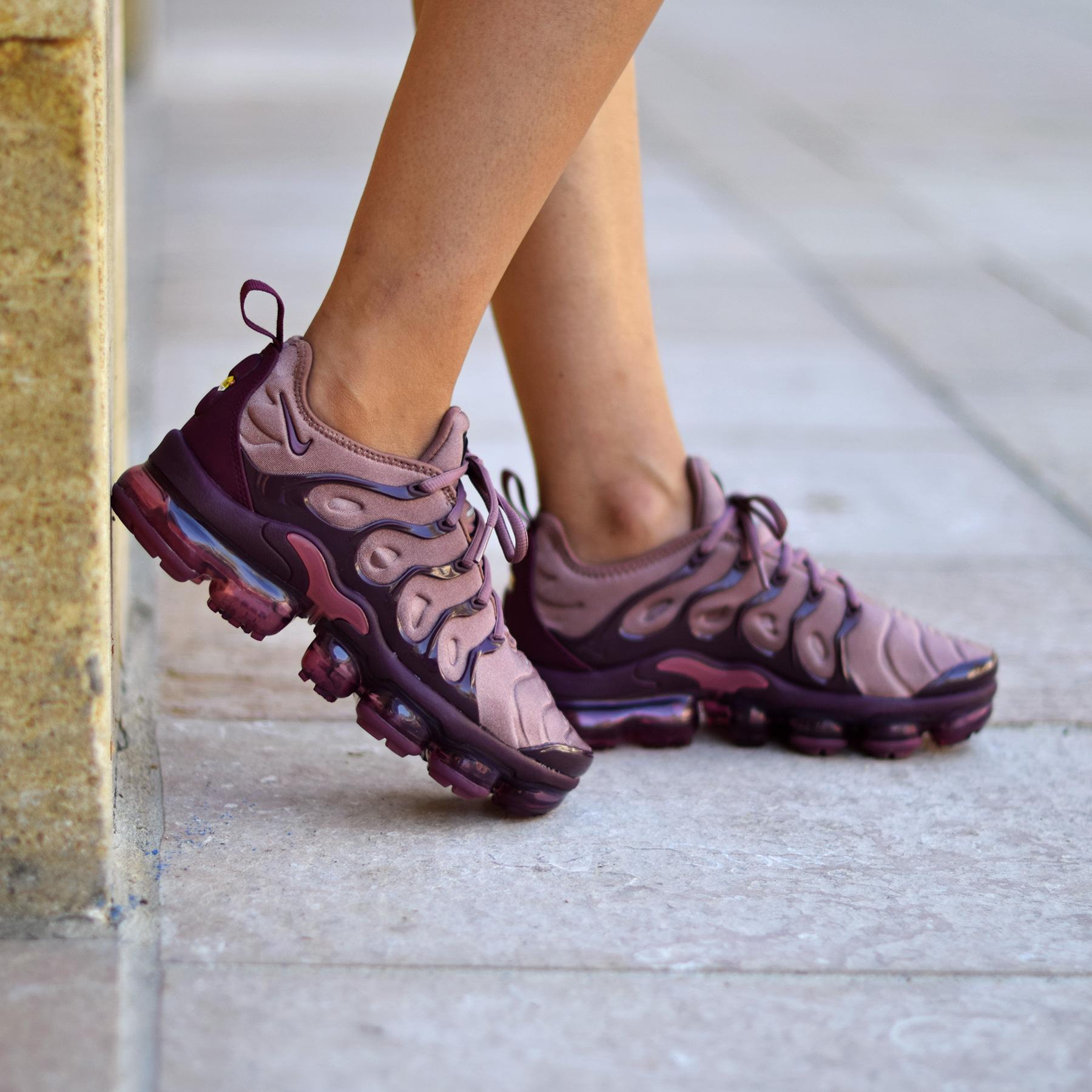 huge discount 42a31 d7314 Nike Air Vapormax Plus « Burgundy »