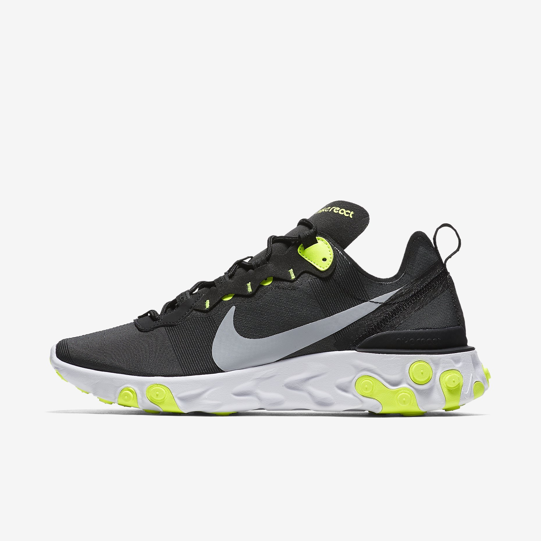 Nike React Element 55 Chaussure de Course Homme