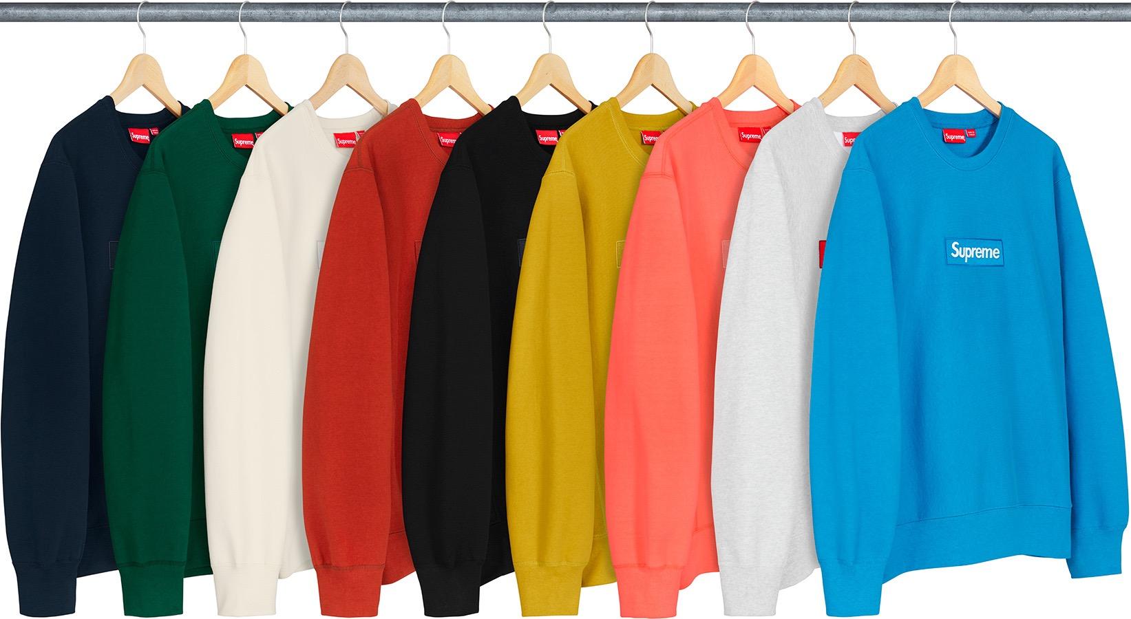 """Résultat de recherche d'images pour """"supreme clothes winter 2018"""""""