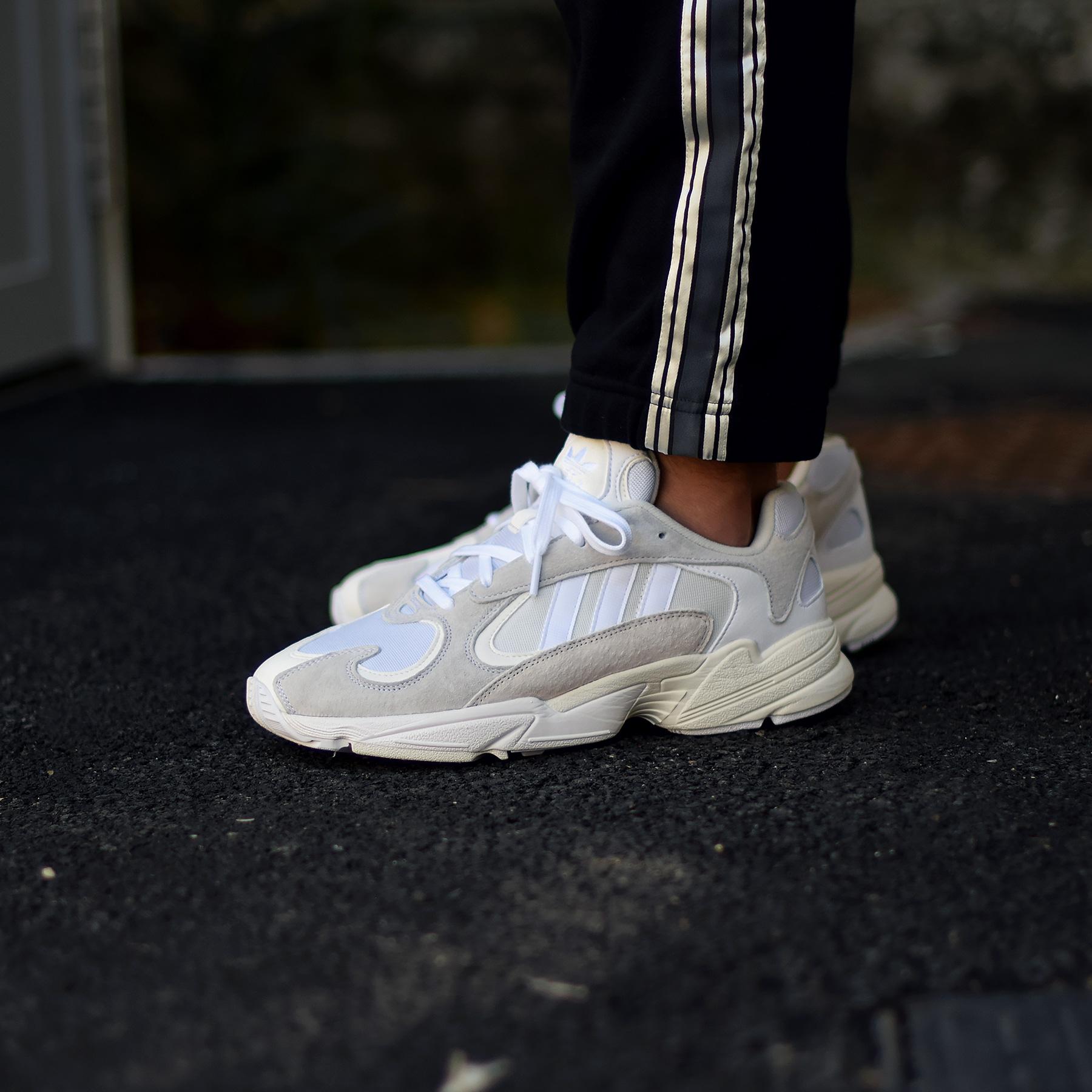 adidas Yung 1 Cloud White B37616