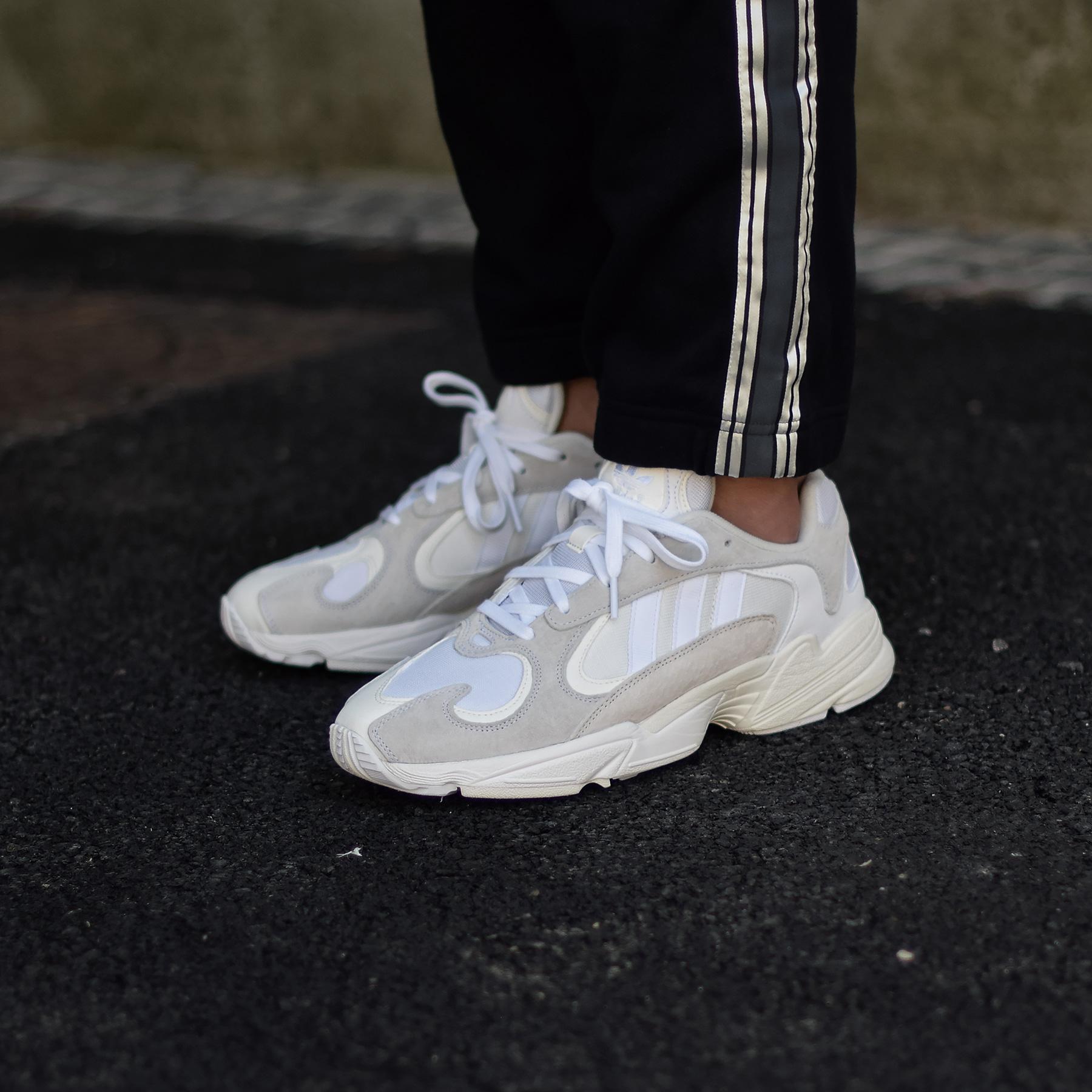 adidas yung 1 blanche