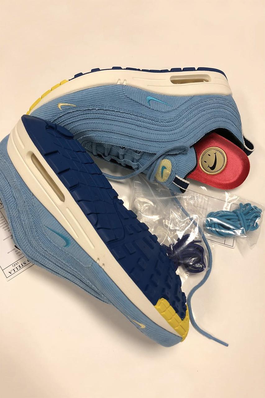 air max 97 bleu plastel