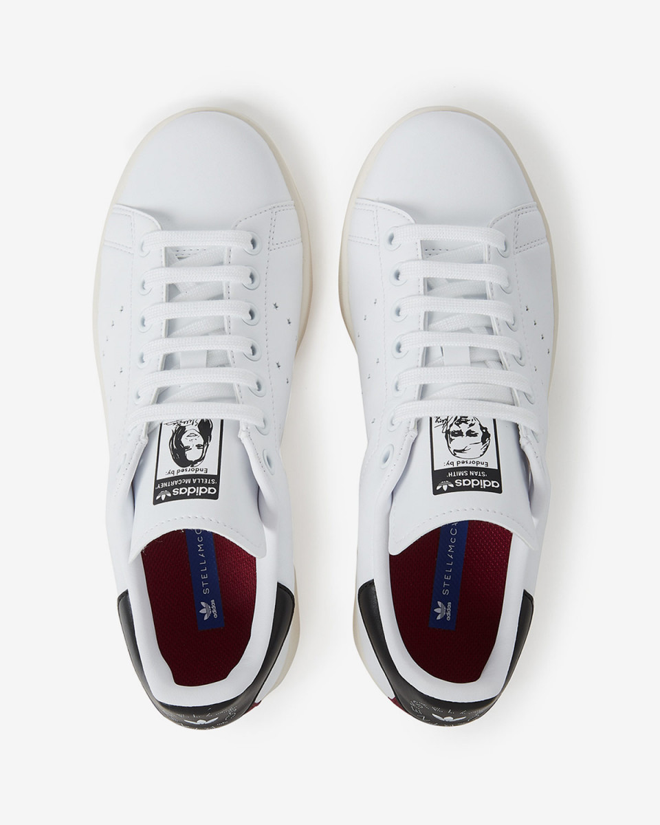 prix compétitif 182b8 84317 Stella McCartney x adidas Stan Smith