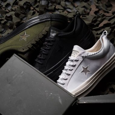 carhartt converse one star